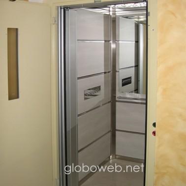 cabina mini ascensori globoweb