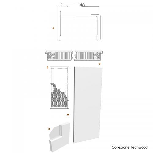 Porta Compost Vela
