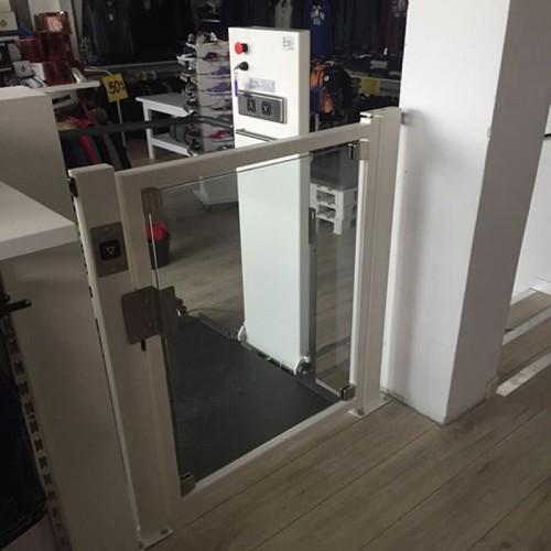 mini elevatori per disabili sl100 negozio