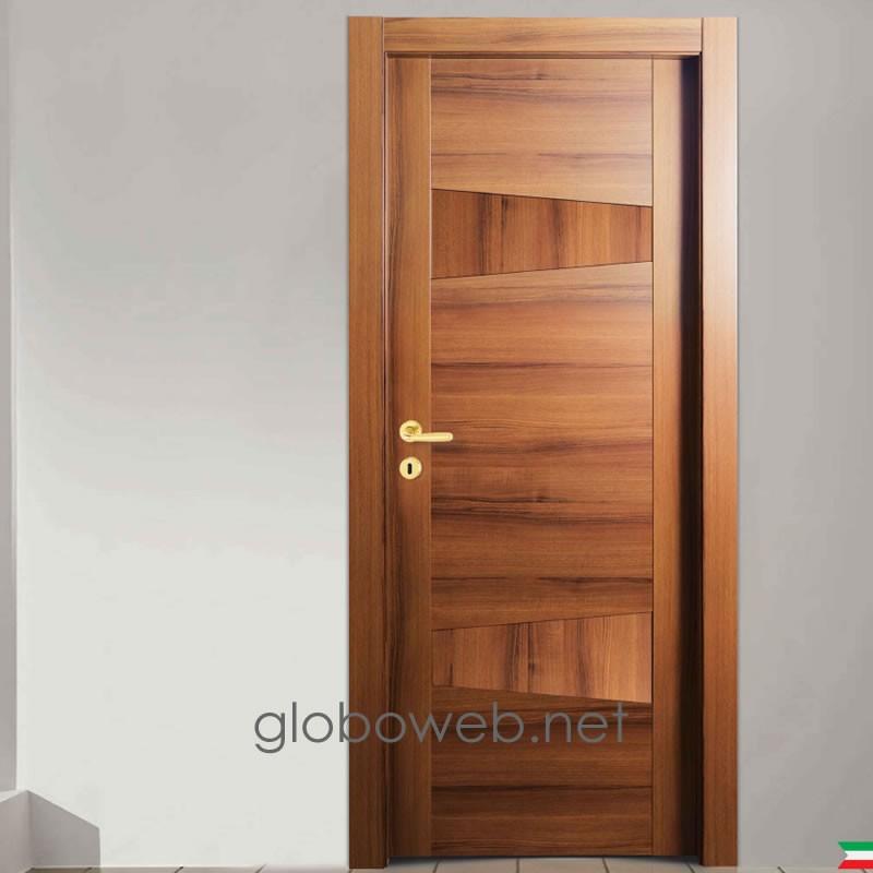 porte interne bianche e varie finiture Compost Vela P globoweb