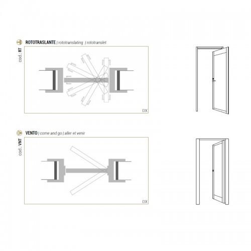 Porta Base Vetro listellare
