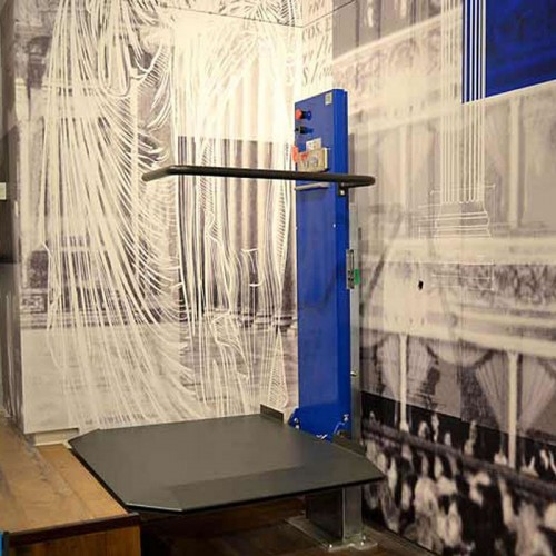 mini elevatori globoweb per disabili sl100 palco di google