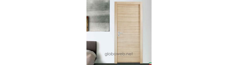 Porte interne tamburate di design: prezzi e offerte online | Globoweb